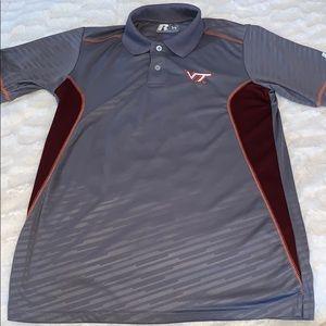 ⚡️3/$15⚡️ Virginia Tech Polo